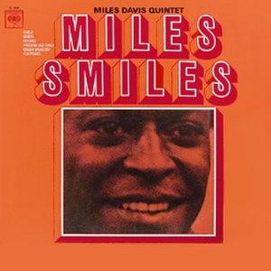 Miles Smiles - Image: Miles Davis Miles Smiles