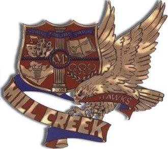 Mill Creek High School - Image: Millcreekhighschool