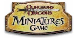 Dungeons & Dragons Miniatures Game - Image: Minilogo 2007