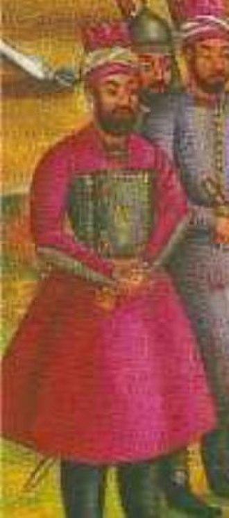 Mirza Mehdi Khan Astarabadi - Image: Mirza MK