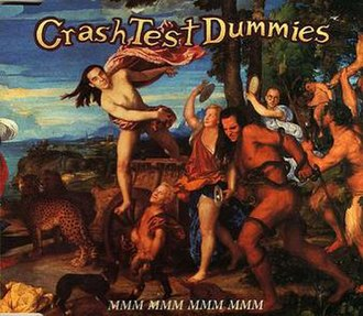 Crash Test Dummies — Mmm Mmm Mmm Mmm (studio acapella)