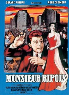 1954 French-British film directed by René Clément