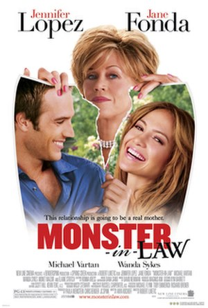 Monster-in-Law - Image: Monster in Law poster