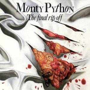 The Final Rip Off - Image: Monty Python Final Rip Off Cover Larger