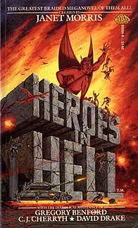 <i>Heroes in Hell</i> (book) book by Janet Morris