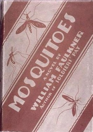 Mosquitoes (novel) - First edition cover