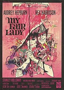My fair lady poster.jpg for a fair federal or state judge in Tampa Bay, Florida