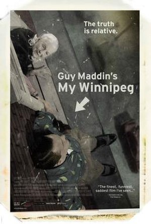 My Winnipeg - Image: My winnipeg