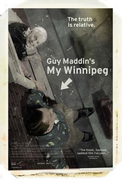 Picture of a movie: My Winnipeg
