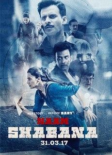 <i>Naam Shabana</i> 2017 Indian film