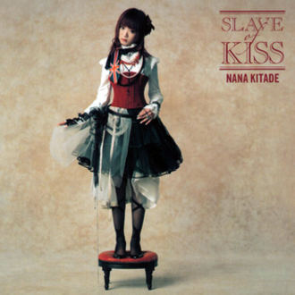 Slave of Kiss - Image: Nana Kitade Slave of Kiss EP Cover