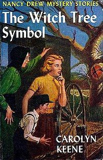 <i>The Witch Tree Symbol</i> book by Carolyn Keene