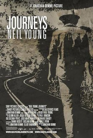 Neil Young Journeys - Image: Neil Young Journeys
