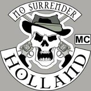 No Surrender (gang) - Image: No Surrender MC logo