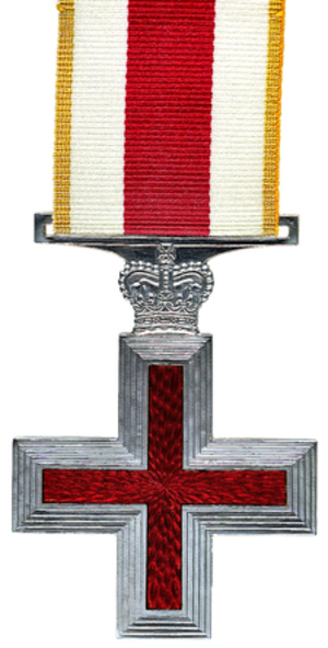 Nursing Service Cross - Image: Nursing Service Cross (Australia) medal