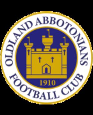 Oldland Abbotonians F.C. - Image: Oldland Abbotonians F.C. logo