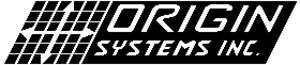 Origin Systems - The 1980s version of the Origin Systems logo