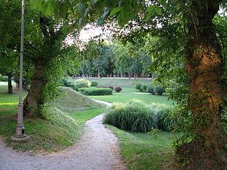 Karlovac - One of the city's parks