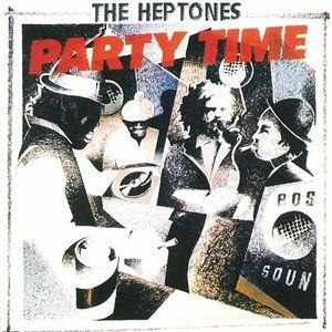 Party Time (The Heptones album) - Image: Party Time (album)