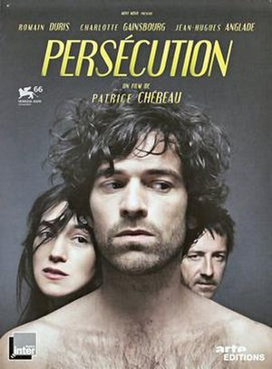 Persécution - Promotional poster