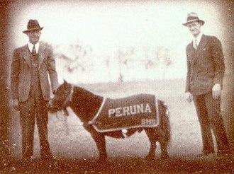 Peruna - Peruna I in 1933