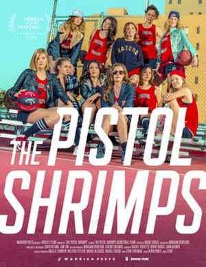The Pistol Shrimps - Official poster