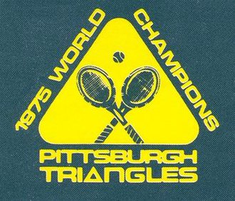 Pittsburgh Triangles - Image: Pittsburgh Triangles WT Tlogo