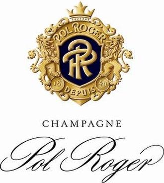 Pol Roger - Image: Pol Roger logo