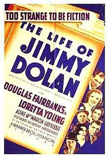 <i>The Life of Jimmy Dolan</i> 1933 film