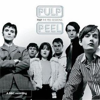 The Peel Sessions (Pulp album) - Image: Pulp Peel Sessions cover