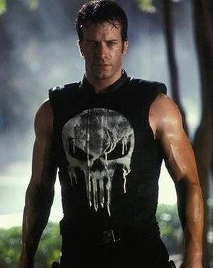 Punisher in film - Image: Punisher, Thomas Jane