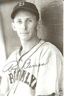 Ray Berres American baseball player and coach