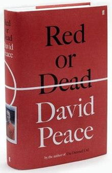 red or dead peace david