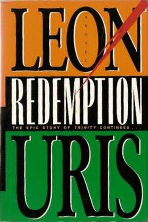 Redemption (Uris novel) - First edition (publ. HarperCollins)