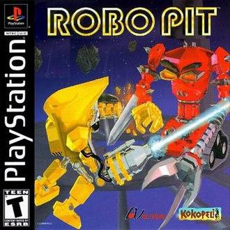 Robo Pit - Image: Robo Pit cover