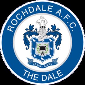 Rochdale A.F.C. - Image: Rochdale badge
