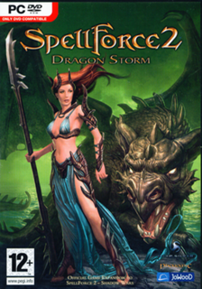 <i>SpellForce 2: Dragon Storm</i> 2007 video game