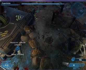 Linux Game Publishing - Shadowgrounds Survivor is the latest game published by LGP