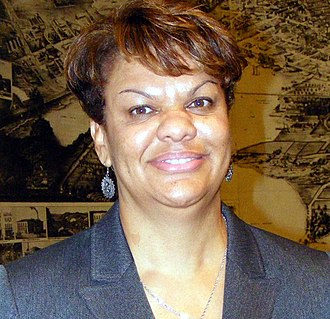 Baltimore City Council - Image: Sharon Green Middleton (2007)