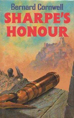 Sharpe's Honour (novel) - First edition