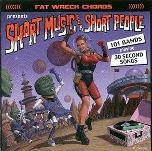 Short Music for Short People - Image: Short Music For Short People albumcover