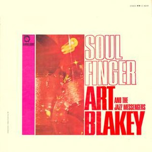 Soul Finger (album) - Image: Soul Finger (album)