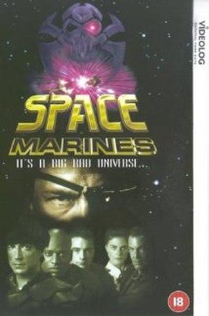 Space Marines (film) - Image: Space Marines