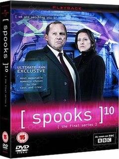<i>Spooks</i> (series 10) 10th season of the television series Spooks