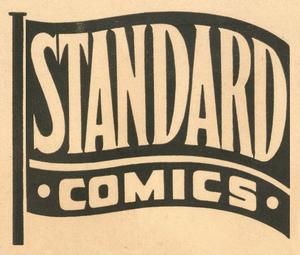 Standard Comics - Image: Standard Comics Logo 2