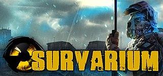 <i>Survarium</i> 2015 video game