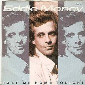 Take Me Home Tonight (song) - Image: Take Eddie