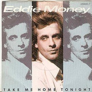 Take Me Home Tonight (song) song