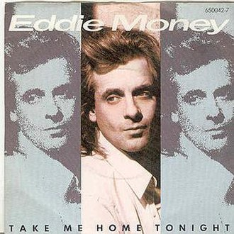 Take Me Home Tonight (song) - Image: Take Eddie