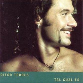 Tal Cual Es - Image: Tal Cual Es, Diego Torres